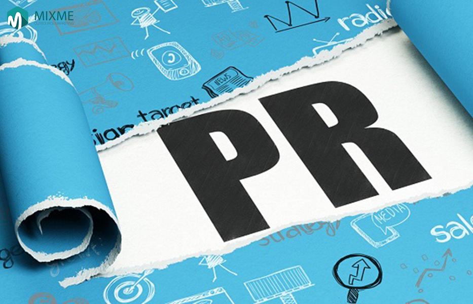 PR hướng tới việc xây dựng mối quan hệ và tạo lập hình ảnh cho doanh nghiệp