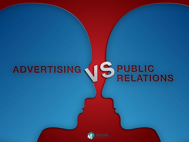 Cách phân biệt PR và Quảng cáo dễ dàng nhất