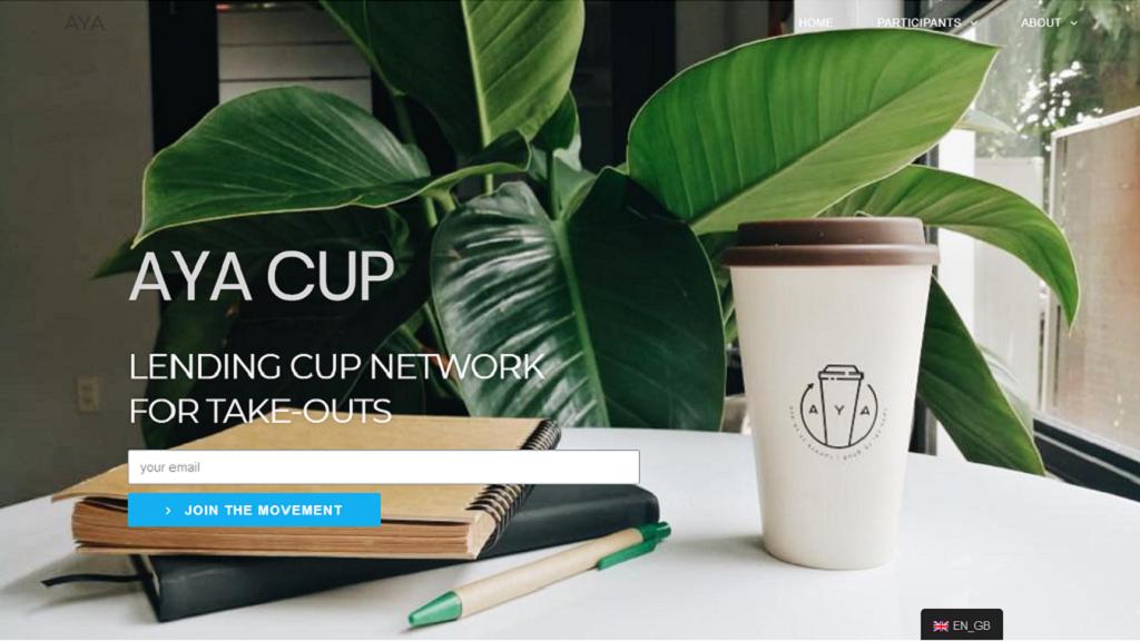 YAY cup cho mượn ly để giảm thiểu đồ nhựa, giải quyết bài toán nhựa